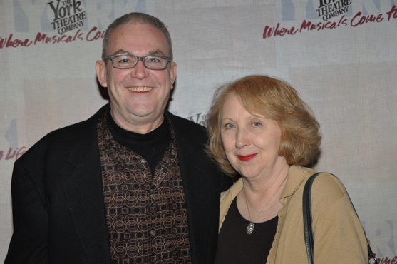Michael Rice and Pam Hunt
