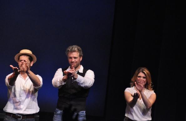 Photo Coverage: Musicals In Mufti Presents ROADSIDE