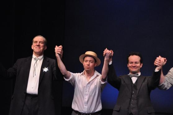 Nick Wyman, Ryan Alexander and Jamie LaVerdiere Photo