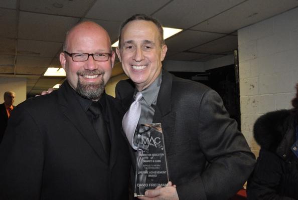 Photos: 2012 MAC Awards Red Carpet & Ceremony!