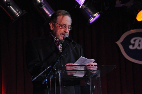 Phil Ramone at 2012 MAC Awards Red Carpet & Ceremony!