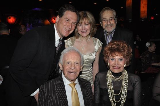 Charles J. Sanders, Janie Coulter, Phil Ramone, Ervine Drake and Edith Drake Photo