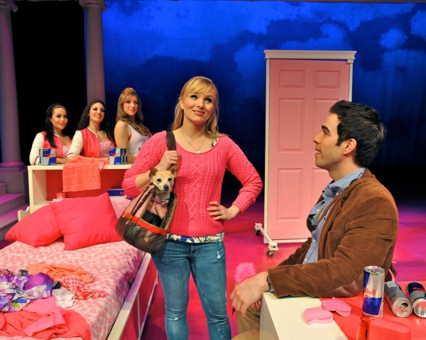 3 at First Look at Westchester Broadway Theatre's LEGALLY BLONDE!