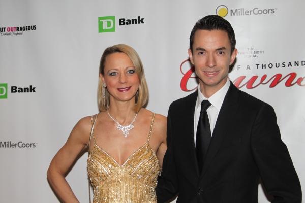 Karen Biehl and Matt Wayne