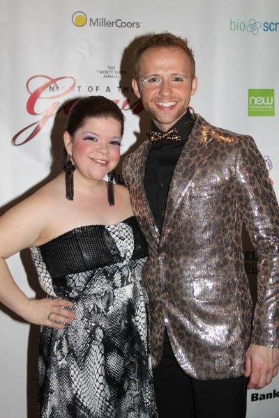 Marisa Rosen and Marty Thomas