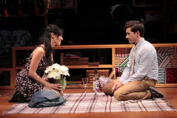 Elena Juatco and Jeff Madden