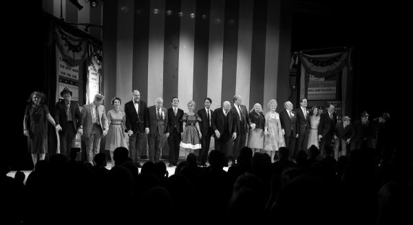 Ensemble Cast featuring: James Earl Jones, Angela Lansbury, John Larroquette, Candice Bergen, Eric McCormack, Kerry Butler, Jefferson Mays & Michael McKeon