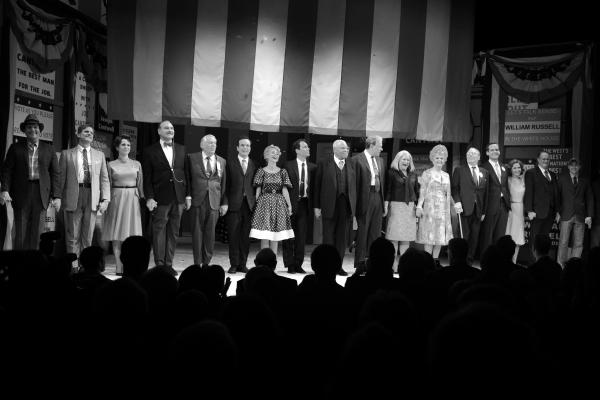 Ensemble Cast featuring: James Earl Jones, Angela Lansbury, John Larroquette, Candice Bergen, Eric McCormack, Kerry Butler, Jefferson Mays & Michael McKean