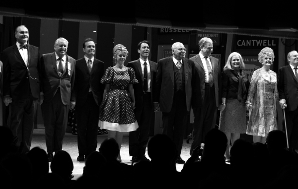 Ensemble Cast featuring: James Earl Jones, Angela Lansbury, John Larroquette, Candice Bergen, Eric McCormack, Kerry Butler, Jefferson Mays & Michael McKeon