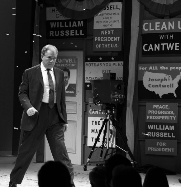 Photos: Gore Vidal's THE BEST MAN Opening Night Bows