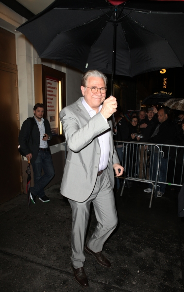 John Larroquette at THE BEST MAN Celebrates Opening with Fans at the Stage Door!