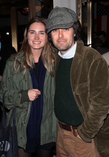Lauren Bush & David Lauren