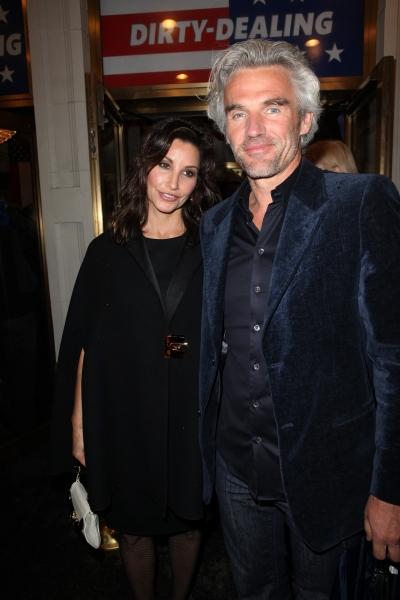 Gina Gershon & Bobby Kaiser Photo