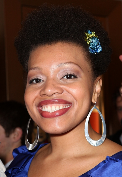 Carmen Ruby Floyd at GORE VIDAL's THE BEST MAN Starry Theatre Arrivals!