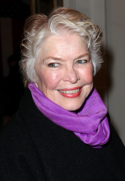 Ellen Burstyn at GORE VIDAL's THE BEST MAN Starry Theatre Arrivals!