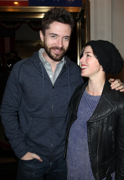 Photo Coverage: GORE VIDAL's THE BEST MAN Starry Theatre Arrivals!