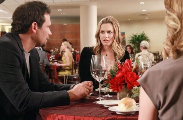 Jeremy Sisto & Alicia Silverstone at First Look - Alicia Silverstone Guest Stars for a 'Clueless' Reunion on SUBURGATORY