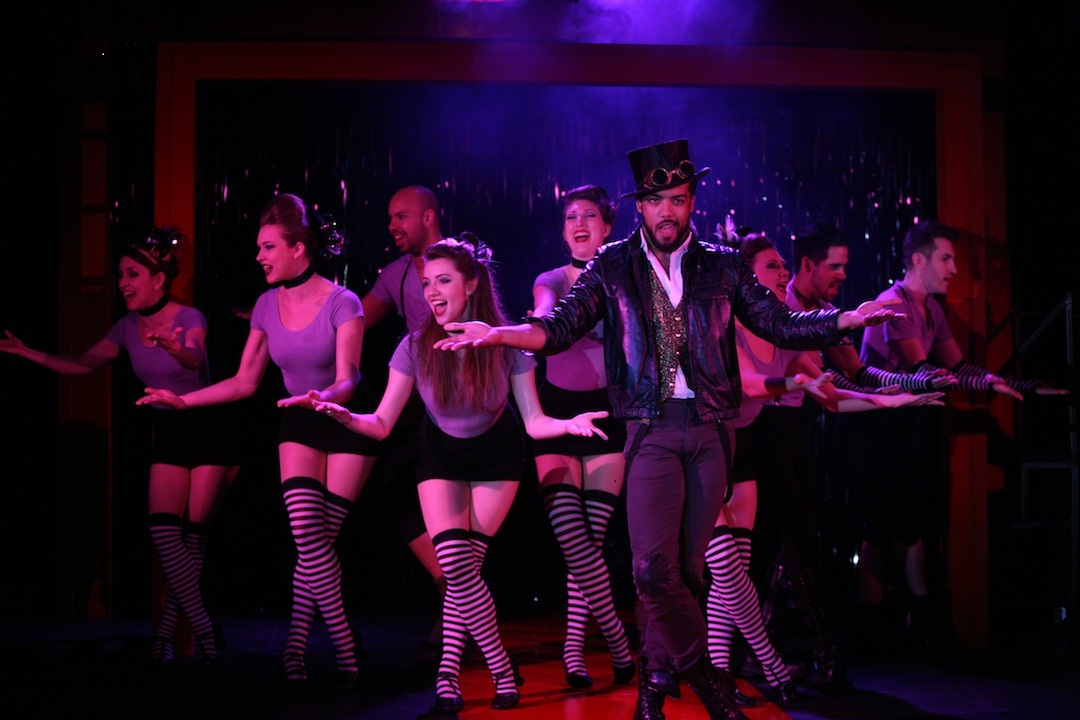 "BWW Reviews: Highland Park ""Pippin"" Is Very Well Danced and Sung, Pretty Well Acted"