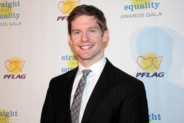 Rory O'Malley at PFLAG National Honors Audra McDonald & Will Swenson and More at the 2012 Straight For Equality Awards Gala