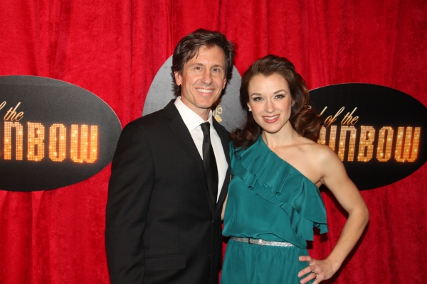 Michael Berry and Sarah Uriarte Berry Photo