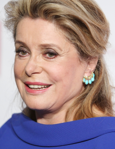 Catherine Deneuve at Film Society of Lincoln Center Honors Catherine Deneuve with Chaplin Award