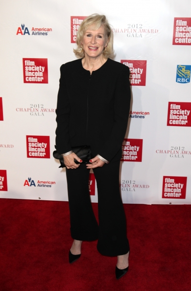 Glenn Close at Film Society of Lincoln Center Honors Catherine Deneuve with Chaplin Award