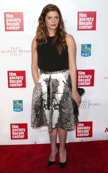 Chiara Mastroianni at Film Society of Lincoln Center Honors Catherine Deneuve with Chaplin Award
