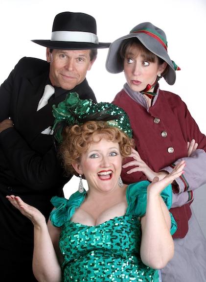 Lee Watson, Mary Melnick, and Karen DeHart  Photo