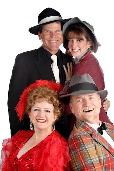 Lee Watson, Mary Melnick, Karen DeHart, and Mark Drumm Photo