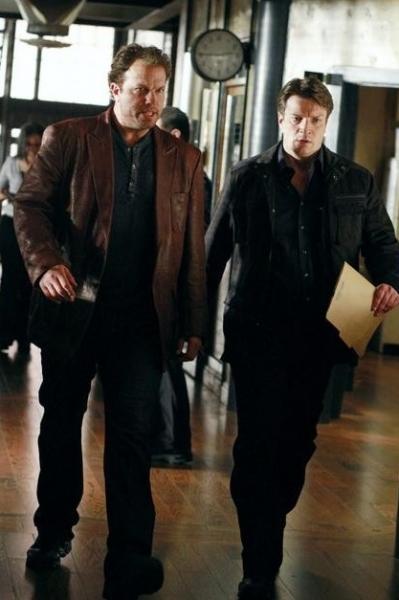 Adam Baldwin & Nathan Fillion