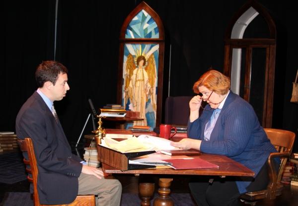 Chris Silberman and Mari Geasair Photo