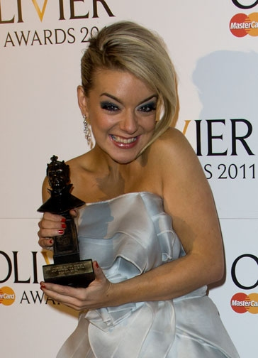 Sheridan Smith at Photo Flashback: The Olivier Awards 2011 In Pictures!