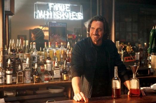 Thorsten Kaye at First Look - SMASH's 'Understudy' Episode