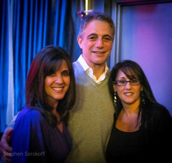 Lisa Ferraro, Tony Danza, Christina King