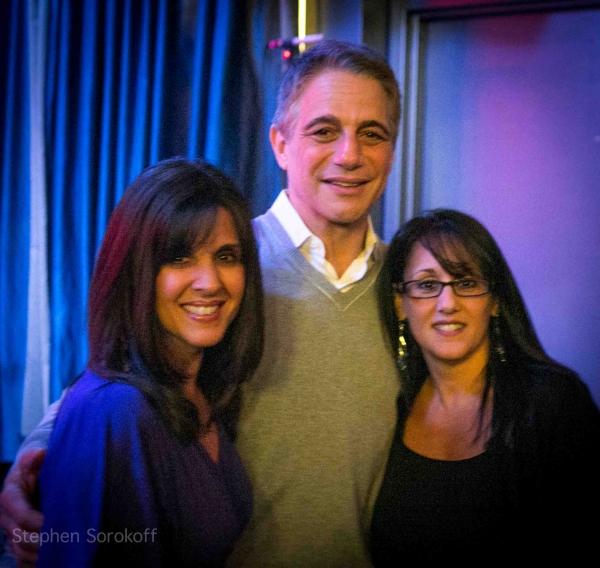 Lisa Ferraro, Tony Danza, Christina King