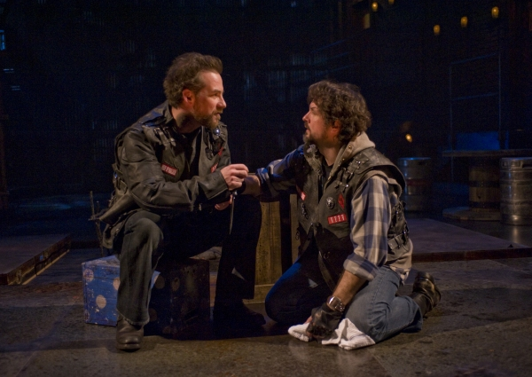 Photo Flash: First Look at Milwaukee Repertory Theater's OTHELLO