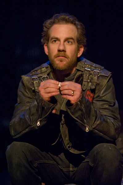 Gerard Neugent at First Look at Milwaukee Repertory Theater's OTHELLO