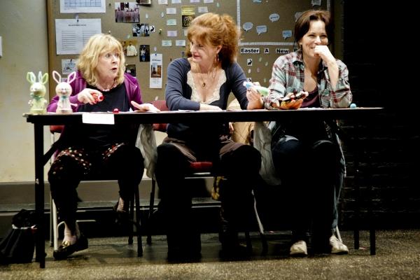 Marylouise Burke, Sara Botsford and Jane Kaczmarek Photo