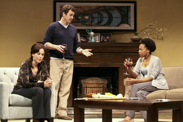 Jane Kaczmarek, Jon Tenney and Cherise Boothe
