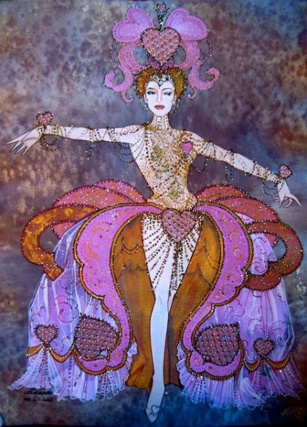 Photo Flash: First Look at Costume Designs for FOLLIES at the Ahmanson!