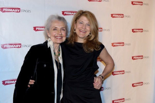 Photo Flash: Victoria Clark, Alan Cumming, et al. at THE MORINI STRAD Opening Night!