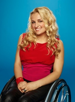 Ali Stroker at THE GLEE PROJECT Season 2 Contestant Photos