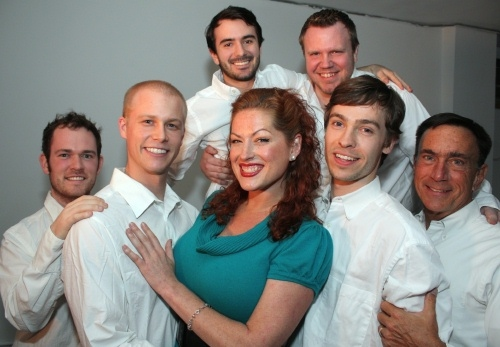 Photo Flash: 2012 Great Gay Play Presents AT THE FLASH, MR. TEDDY, More