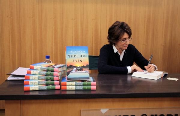Photo Coverage: Katie Finneran, Melissa Joan Hart et al. Read Delia Ephron's THE LION IS IN