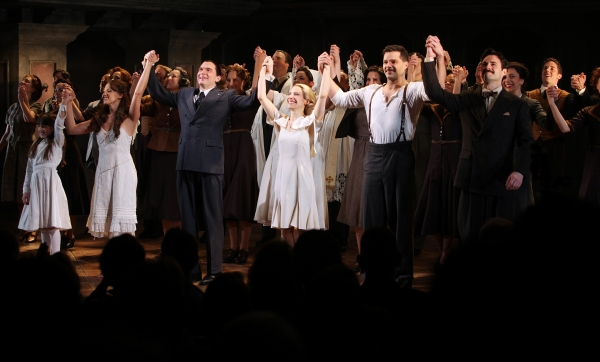 Photo Coverage: EVITA Opening Night Bows Ricky Martin, Elena Roger, Michael Cerveris and More!