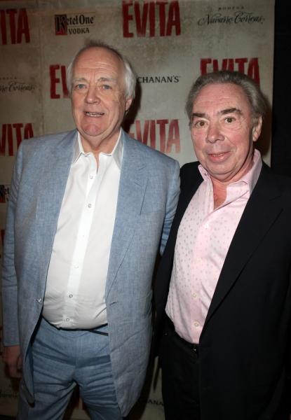 Tim Rice & Andrew Lloyd webber