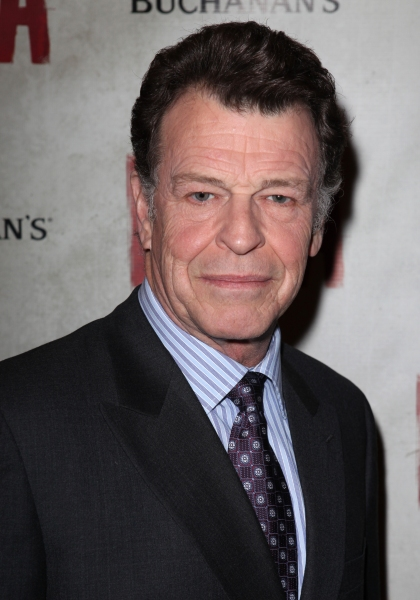 John Noble at EVITA's Starry Opening Night Arrivals!