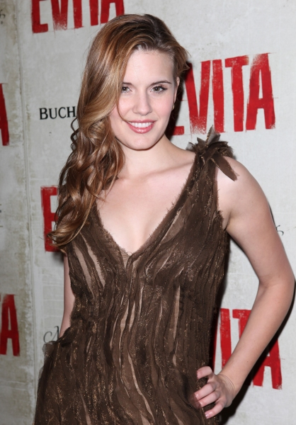 Maggie Grace at EVITA's Starry Opening Night Arrivals!