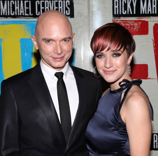 Michael Cerveris and Kimberly Kay