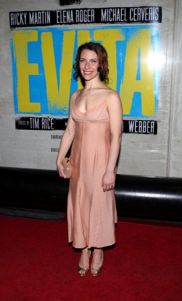 Photo Coverage: EVITA Celebrates Opening Night in Style! Ricky Martin, Elena Roger, Michael Cerveris & More!